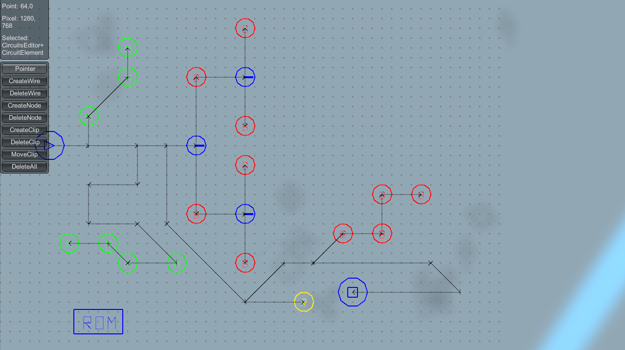 Circuits Create A Circuit This Way The Levels Are Created Very Quickly To Generate Playable Level It Is Only Necessary Press Button